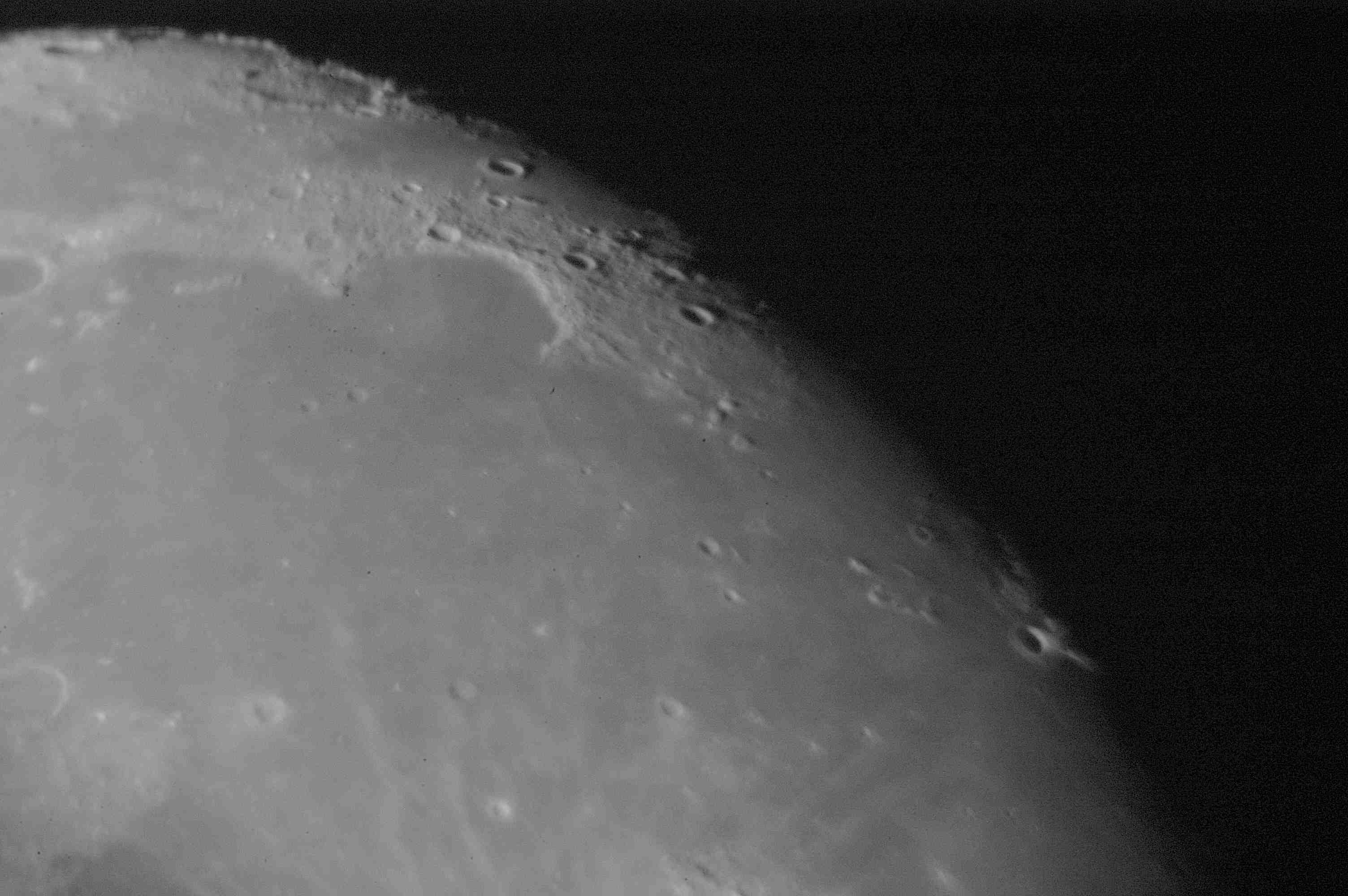 Gibbous Moon Edge