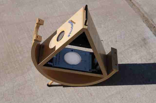 Sunspotter Solar Eclipse